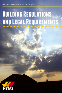 Building Regulations and Legal Requirements