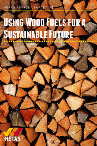 Using Wood Fuels for a Sustainable Future