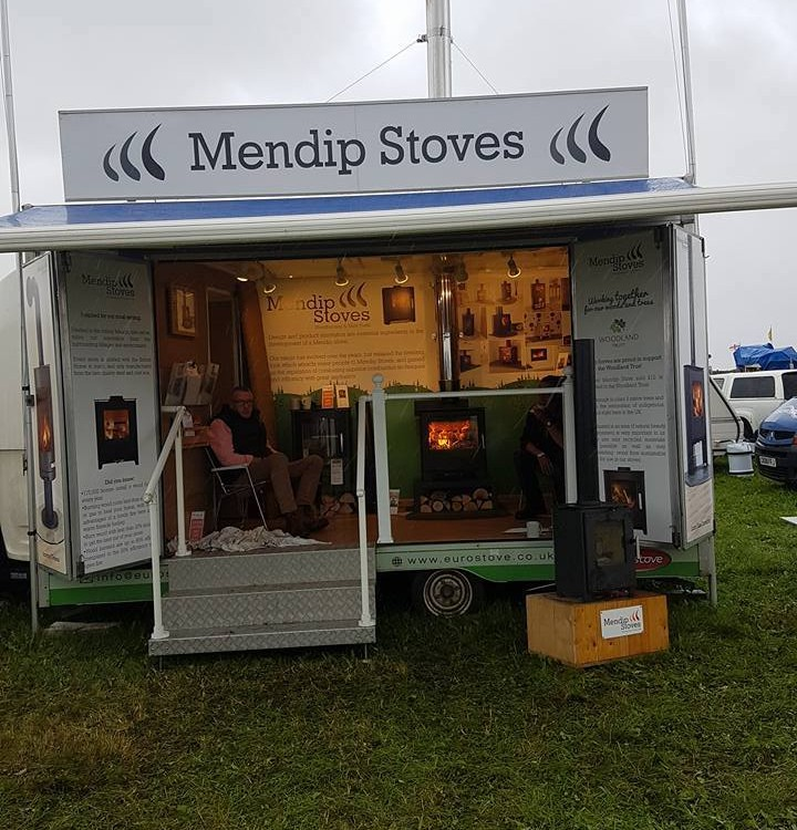 Mendip Stove Stand