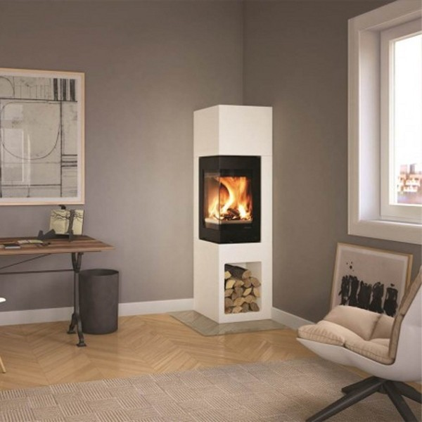 Nordpeis S-31A ODENSE WOOD STOVE