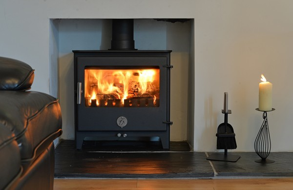 THE WOODY 5KW MULTI-FUEL STOVE