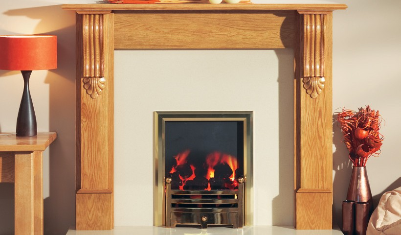 Surround in Solid Oak